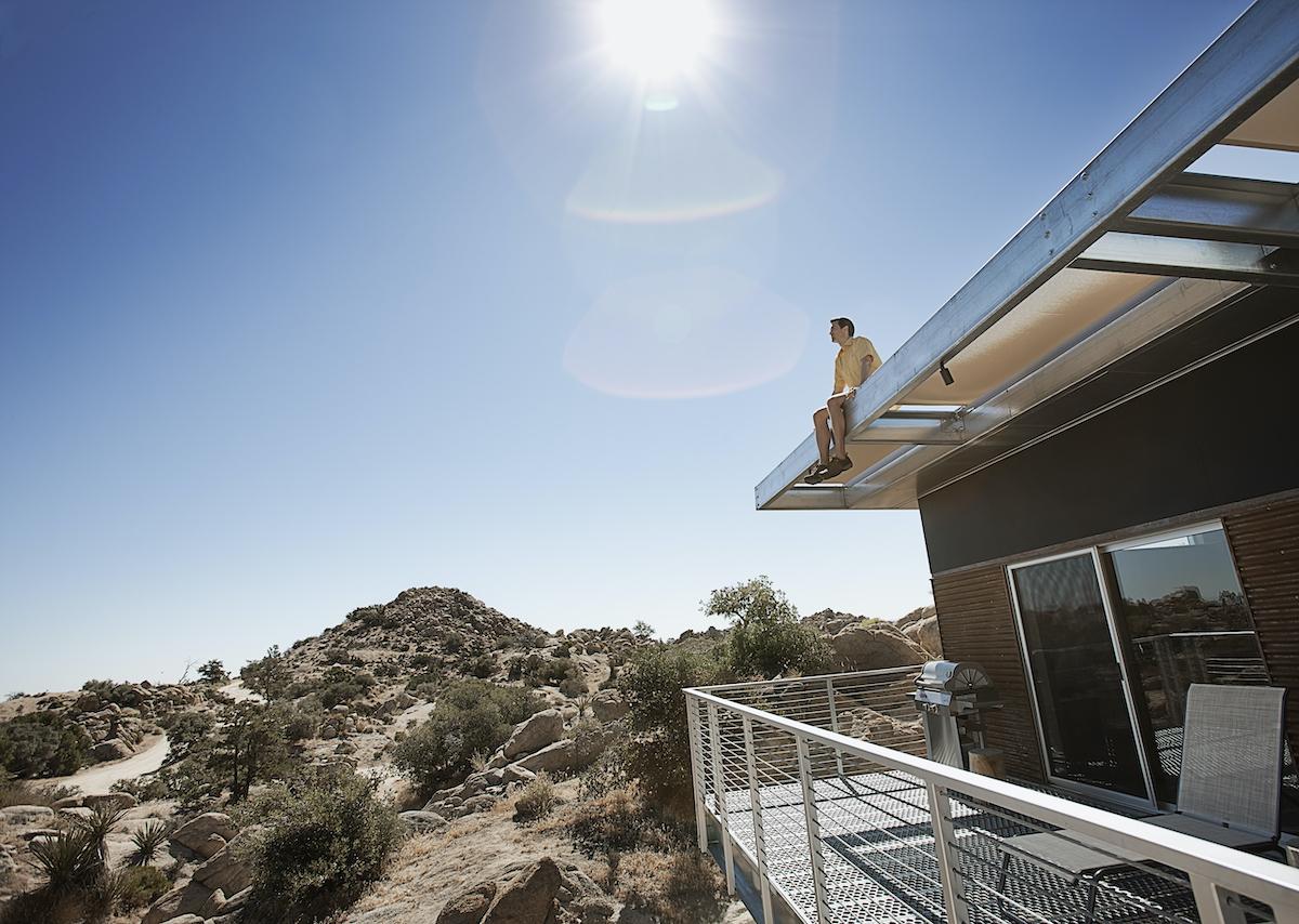 domy hybrydowe zeroenergetyczne